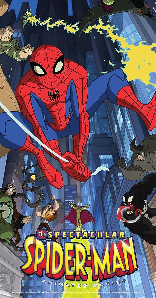 The Spectacular Spider Man Tv Series 20082009 Imdb