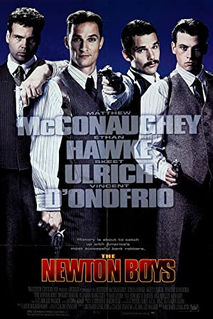 The Newton Boys Poster Image