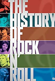 The History of Rock 'n' Roll Poster