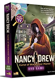 Nancy Drew: Curse of Blackmoor Manor Poster