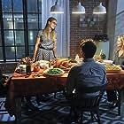 Helen Slater, Chyler Leigh, Melissa Benoist, and Jeremy Jordan in Supergirl (2015)
