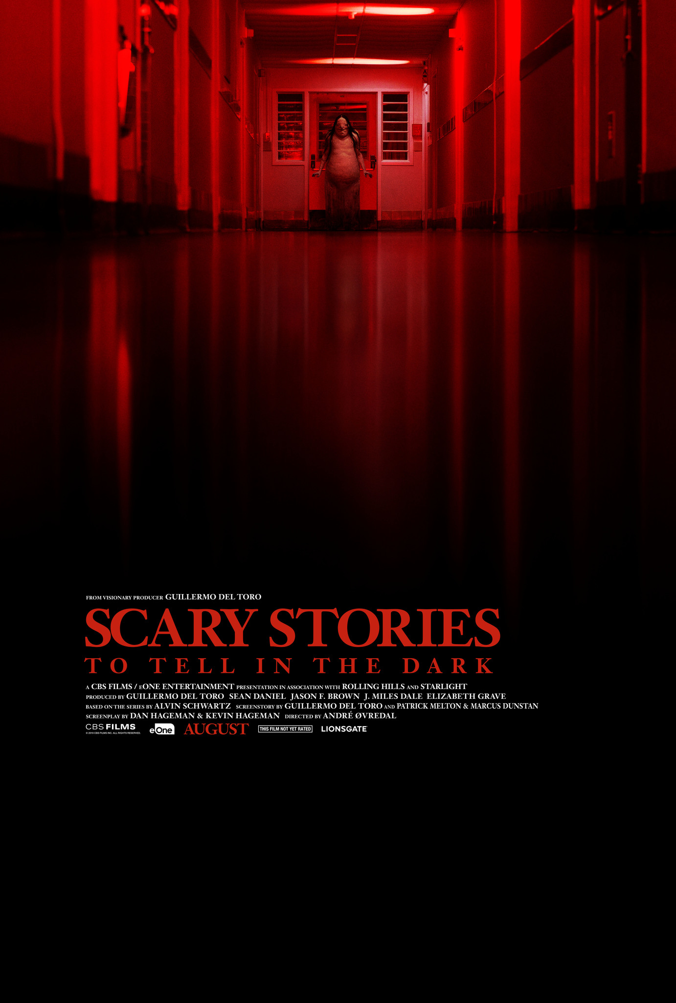 Scary Stories To Tell In The Dark 2019 Imdb