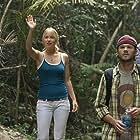 Jonathan Tucker, Shawn Ashmore, Jena Malone, and Laura Ramsey in The Ruins (2008)