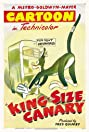 King-Size Canary (1947) Poster