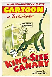 King-Size Canary (1947) Poster - Movie Forum, Cast, Reviews