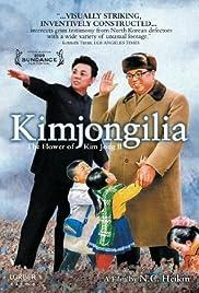 The Flower of Kim Jong II Poster