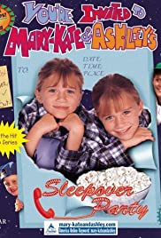You're Invited to Mary-Kate & Ashley's Sleepover Party Poster