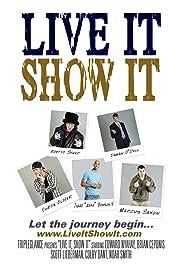 Live It, Show It Poster