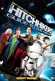 Making of 'The Hitchhiker's Guide to the Galaxy' Poster