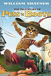 The True Story of Puss'N Boots Poster