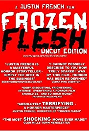 Frozen Flesh Poster