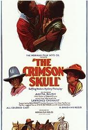 The Crimson Skull Poster