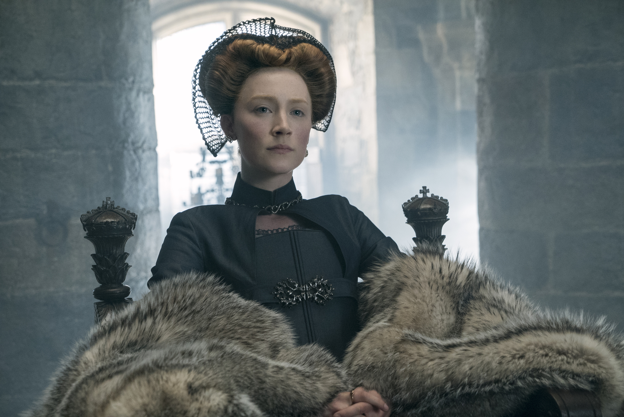 Saoirse Ronan in Mary Queen of Scots (2018)