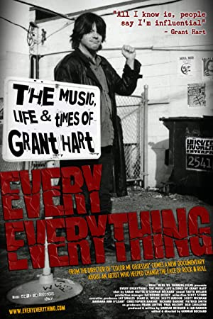 Where to stream Every Everything: The Music, Life & Times of Grant Hart