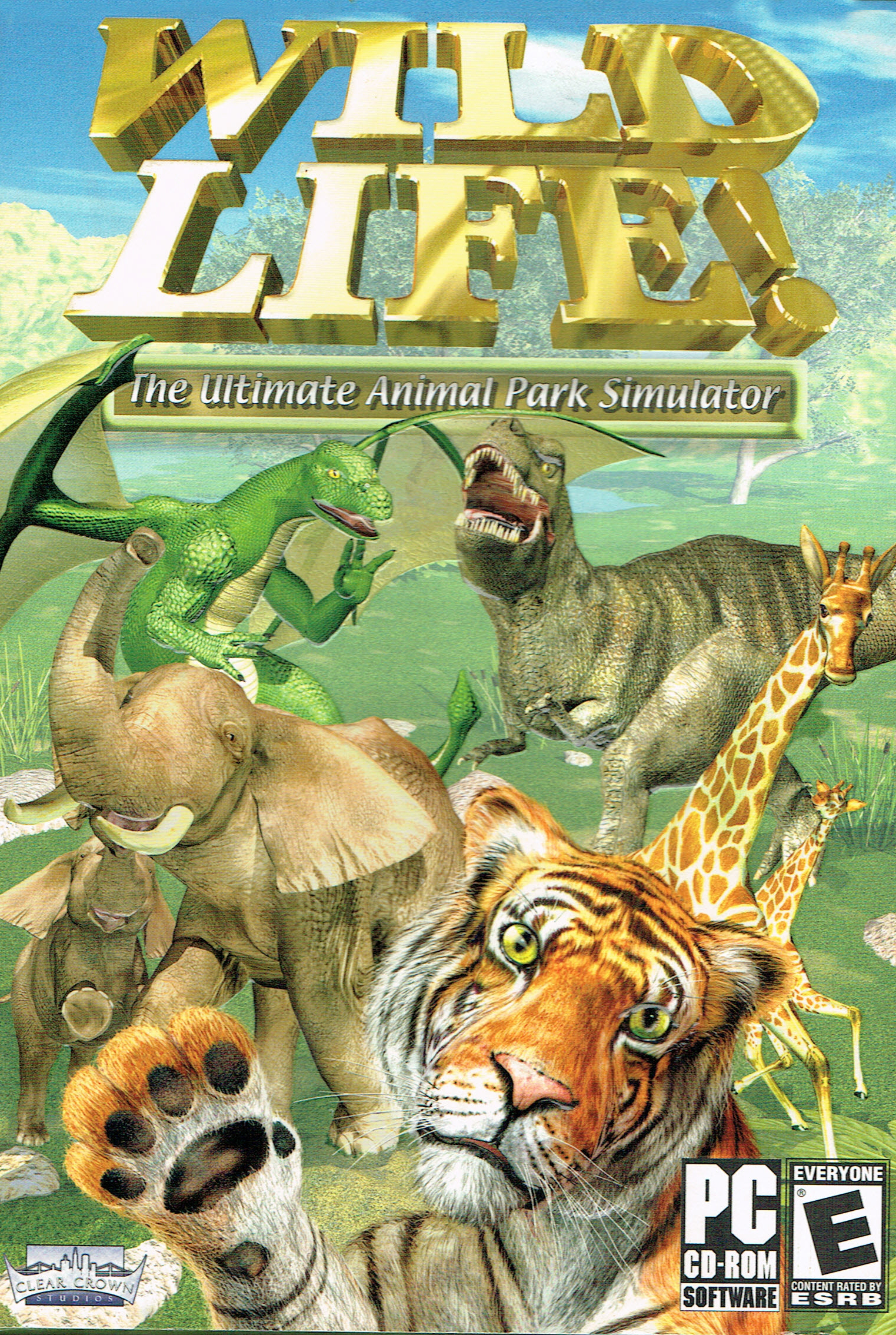 Image of: Iphone The Ultimate Animal Park Simulator 2005 1mobile Wild Life The Ultimate Animal Park Simulator video Game 2005 Imdb