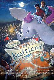 Finding Kraftland Poster