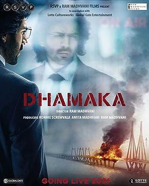 Dhamaka song lyrics