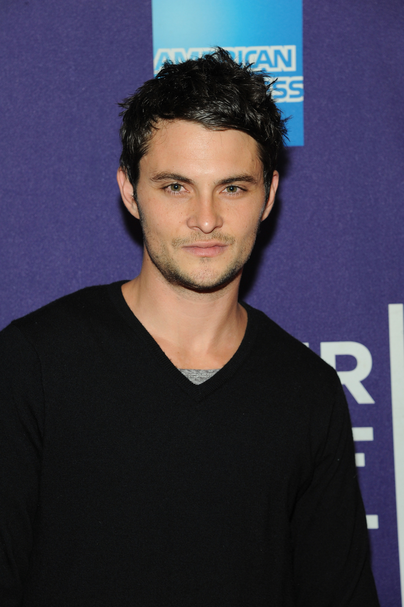Shiloh Fernandez at an event for Deep Powder (2013)