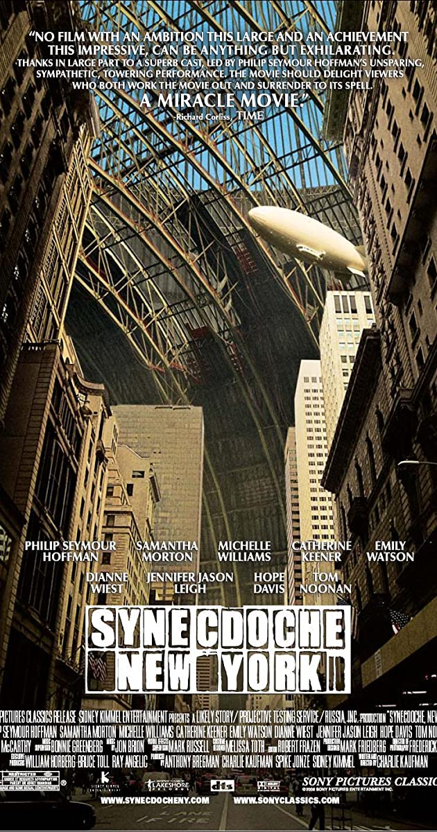 Synecdoche New York (2008)