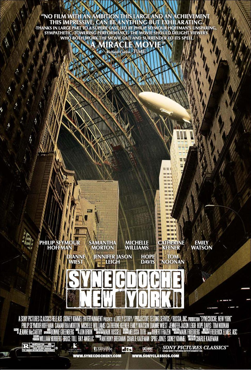 Synecdoche, New York (2008) BluRay 720p & 1080p