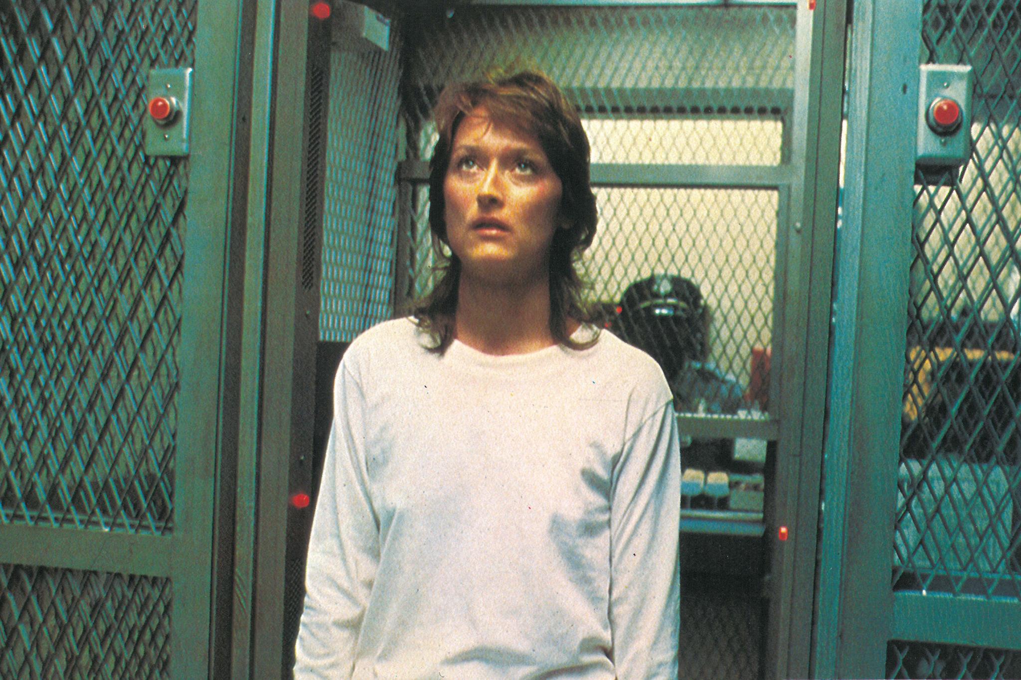 Meryl Streep in Silkwood (1983)