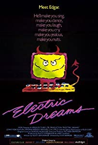 Full movie mkv free download Electric Dreams [640x640]