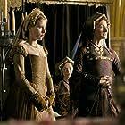 Natalie Portman, Scarlett Johansson, and Montserrat Roig de Puig in The Other Boleyn Girl (2008)