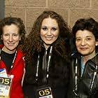 Marion Lipschutz, Shelby Knox, and Rose Rosenblatt