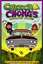 Cheech & Chong's Animated Movie (2013) Poster