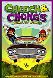 Cheech and Chong's Animated Movie! (2013) 720p