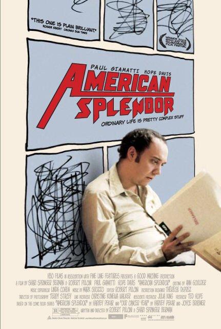American Splendor (2003) WEBRip 720p & 1080p