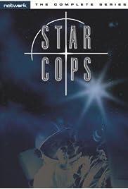 Star Cops Poster - TV Show Forum, Cast, Reviews