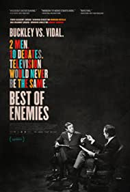 Best of Enemies (2015) Poster - Movie Forum, Cast, Reviews