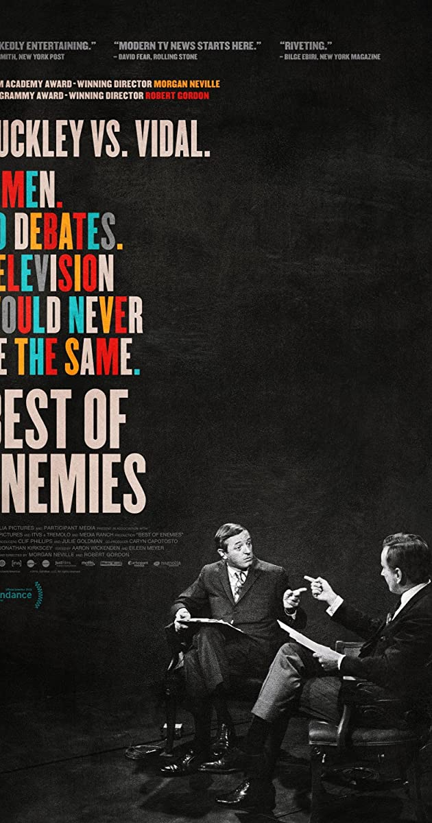 Subtitle of Best of Enemies