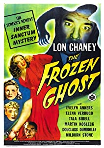 Good site for free movie downloads The Frozen Ghost Reginald Le Borg [1280x768]
