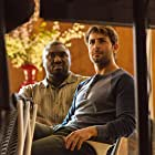Nonso Anozie and James Wolk in Zoo (2015)
