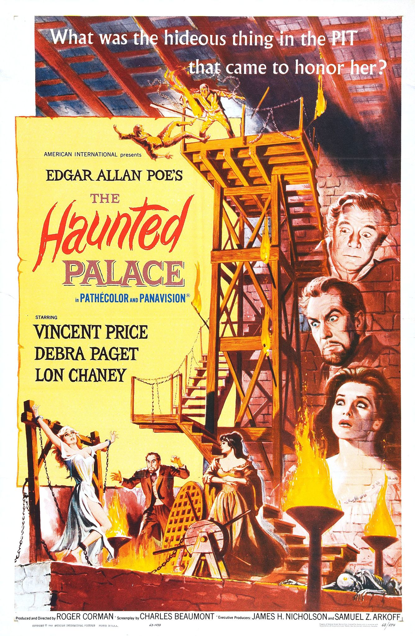 Image result for the haunted palace