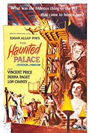 The Haunted Palace (1963) Poster - Movie Forum, Cast, Reviews