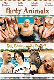 Party Animalz (2004) Poster - Movie Forum, Cast, Reviews