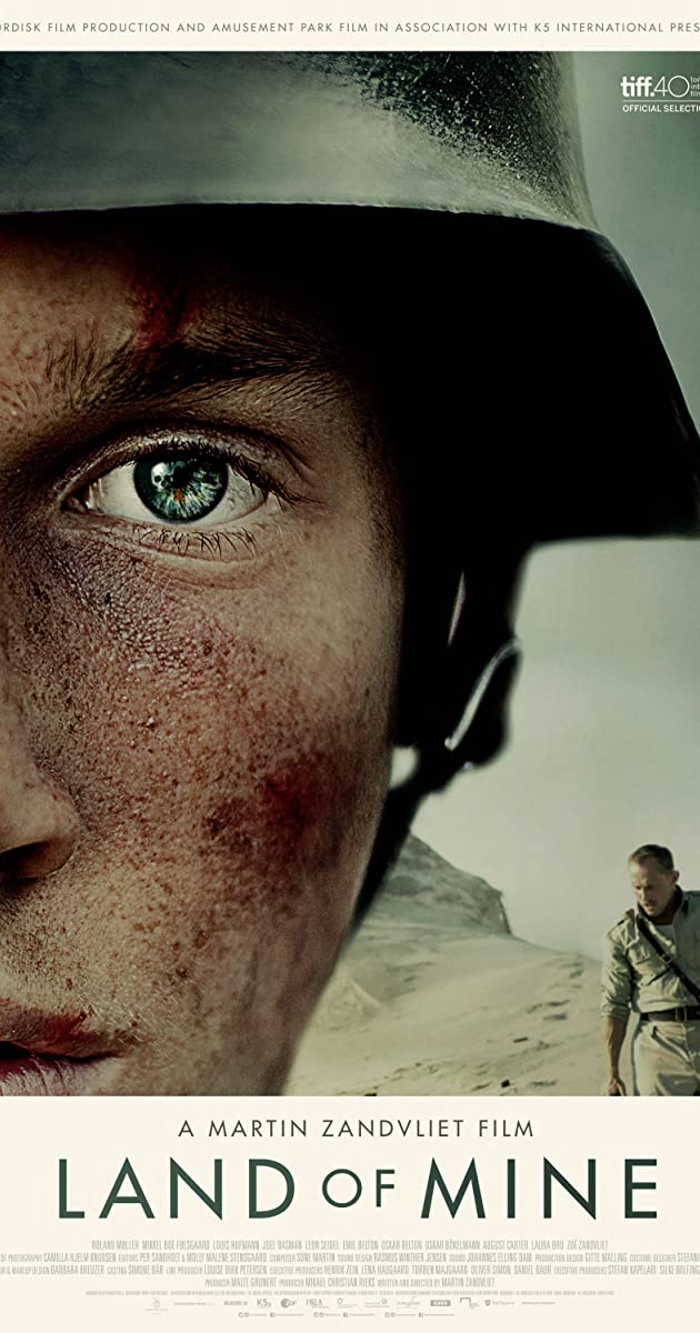 Po Smėliu / Under Sandet / Land of Mine (2015) Online