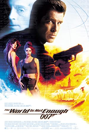 James Bond 007 The World Is Not Enough 1999