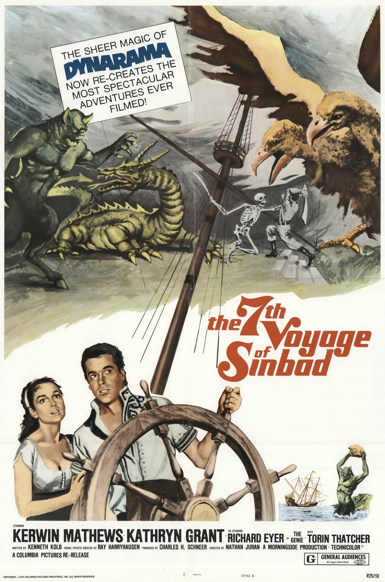 The 7th Voyage of Sinbad movie hindi free download