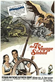 The watching movie The 7th Voyage of Sinbad [mpg]