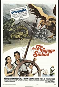 The 7th Voyage of Sinbad (1958) Poster - Movie Forum, Cast, Reviews