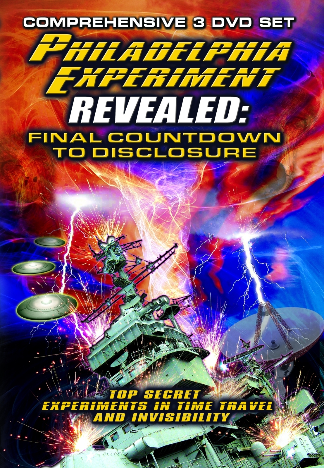 The Philadelphia Experiment Revealed: Final Countdown to Disclosure from the Area 51 Archives hd on soap2day