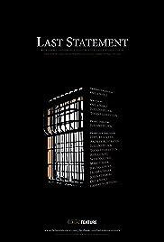 Last Statement Poster