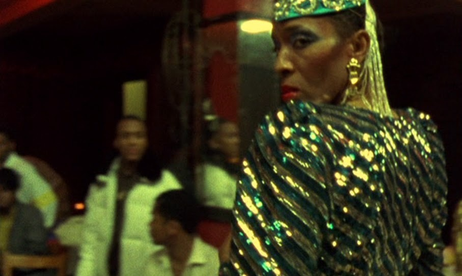 Pepper LaBeija in Paris Is Burning (1990)