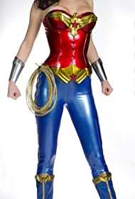 Adrianne Palicki in Wonder Woman (2011)