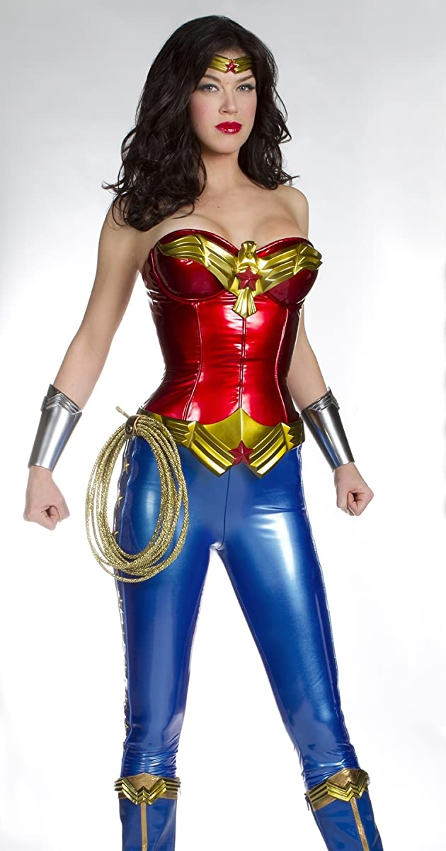 It's just a photo of Adaptable A Picture of Wonder Woman