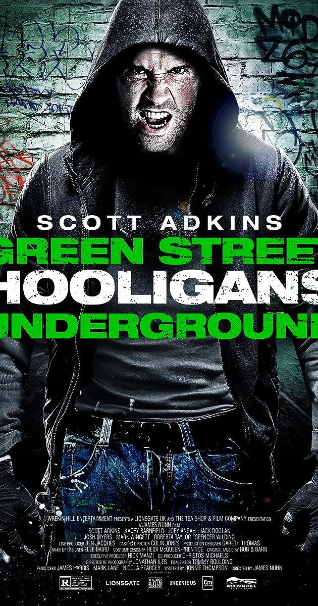 Green Street 3: Never Back Down (2014)